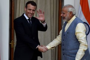 France-India commit to increasing trade to 15 bn euro by 2020