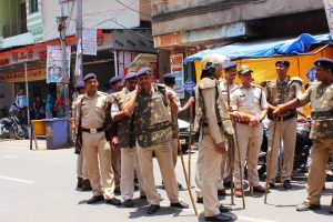 17 injured in Manipur police crackdown on protesters