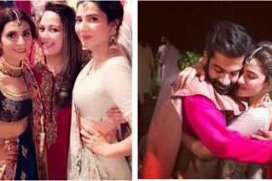 WATCH | Mahira Khan hoofed it on Shah Rukh Khan songs at friend's wedding