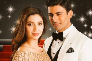 Reunion for 'Humsafar' stars Mahira Khan and Fawad Khan