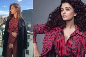 Mahira Khan or Aishwarya Rai Bachchan? Who wore the Dhruv Kapoor outfit better?
