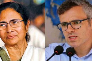 Mamata wishes 'long, healthy life' to Omar Abdullah on his birthday