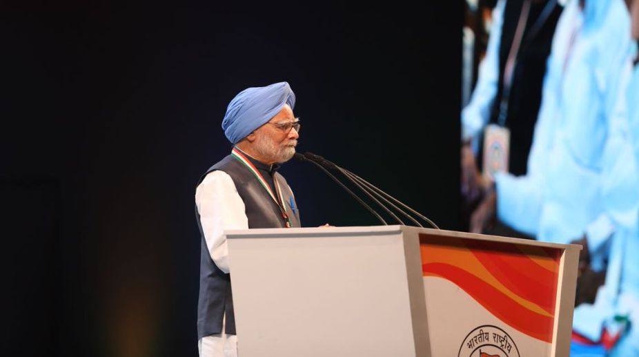 Modi Govt Has Mismanaged Issues In J&K Like Never Before: Manmohan Singh