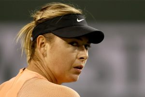 Indian Wells: Maria Sharapova sent packing in 1st round