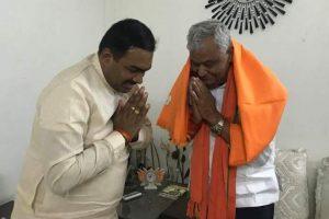 Ahead of Rajasthan Assembly polls, Kirodi Lal Meena joins BJP