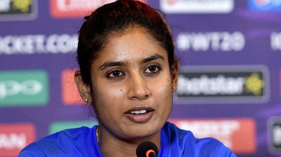 Mithali Raj, tri-nation women T20 series