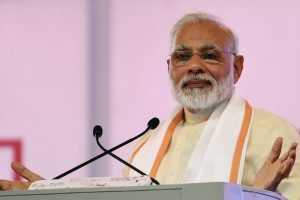 PM Modi wishes people on Navratri 2018, Hindu new year, Ugadi, Gudi Padwa, Sajibu Cheiraoba