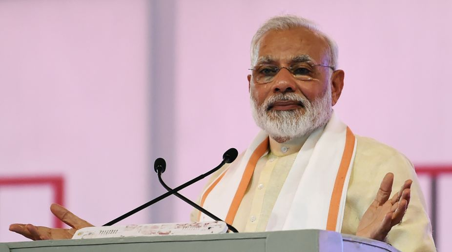 Confusion being spread about Minimum Support Price to farmers: Narendra Modi