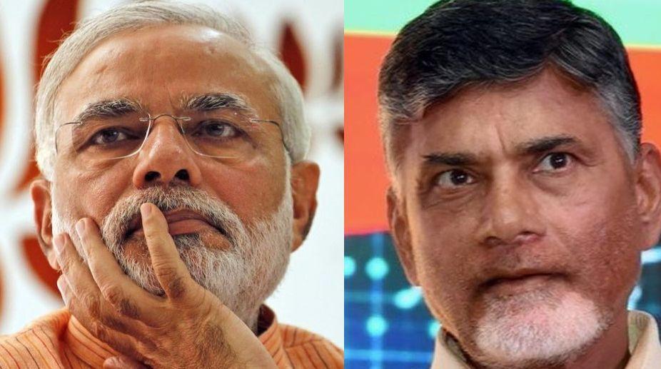 Narendra Modi, Chandrababu Naidu