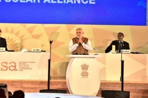 We must work like family for sake of humanity: PM Modi at ISA
