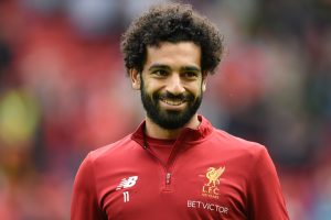Watch: Liverpool sensation Mohamed Salah's epic prank on unsuspecting school kids