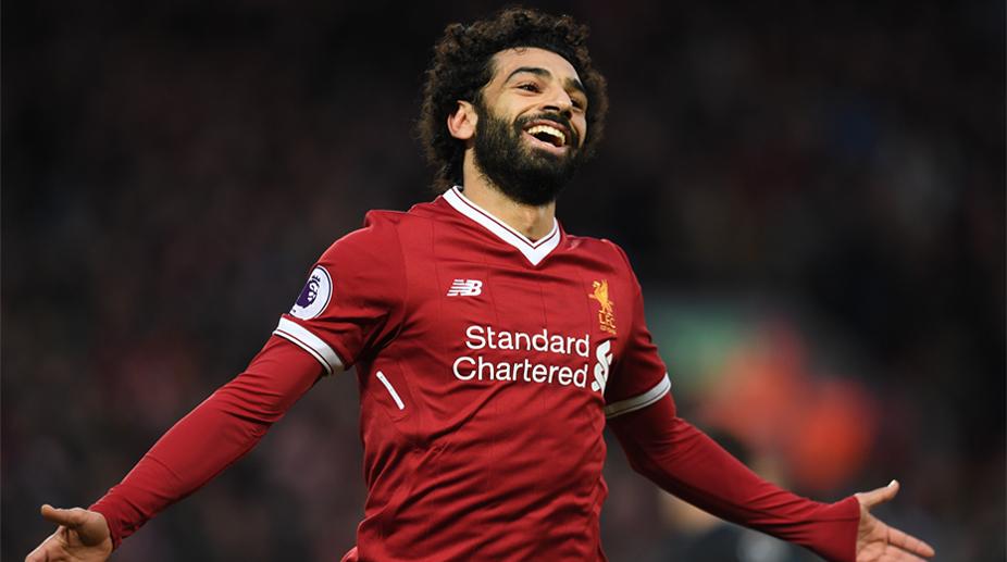 Mohamed Salah, Liverpool F.C., Premier League, Crystal Palace vs Liverpool