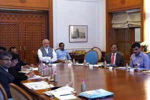 PM Modi reviews preparations for National Health Protection Scheme launch
