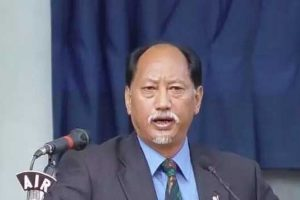 Neiphiu Rio takes oath as new Nagaland Chief Minister