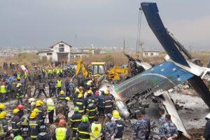 Around 50 feared dead in Nepal plane crash, rescue ops underway