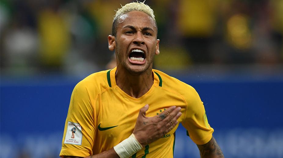Neymar, Brazil Football