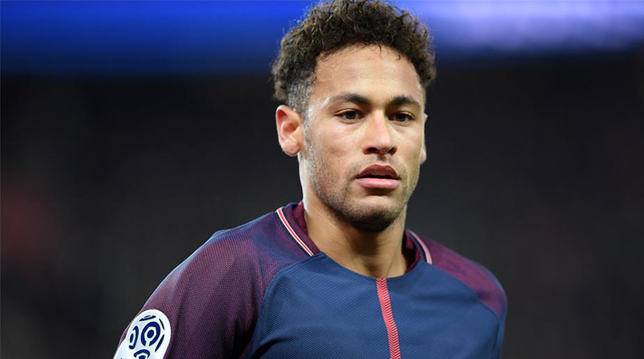 Neymar, Paris Saint-Germain F.C.