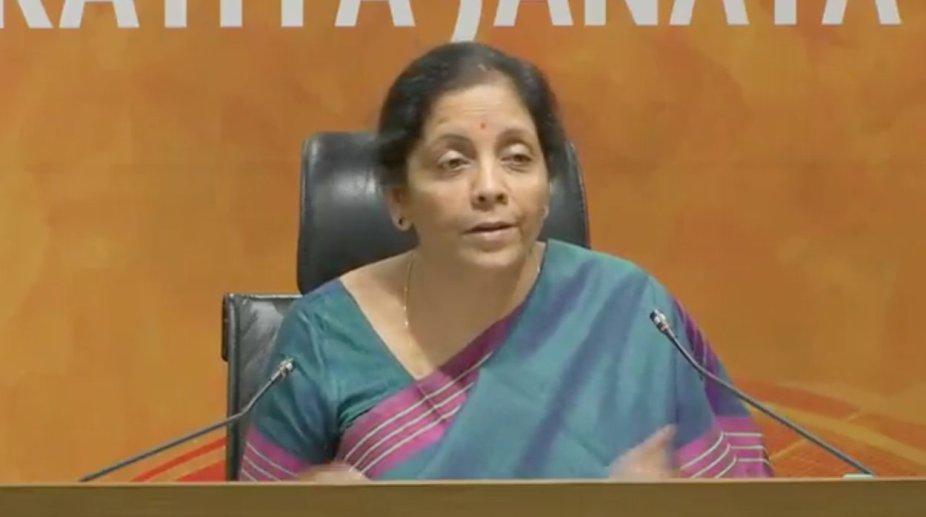 Media invitation, Media, Defence Minister event, Nirmala Sitharaman
