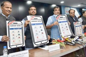 Driving licence issuing process to become fully computerised: Nitin Gadkari