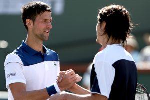 Indian Wells: Returning Novak Djokovic stunned by Japanese qualifier