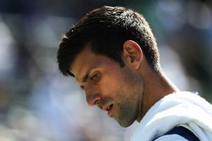 Dejected Novak Djokovic looks for answers after Miami Open defeat