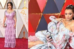 Oscars 2018: She's got the look, what about dress?