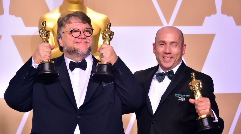 Guillermo del Toro, J. Miles Dale , Oscars