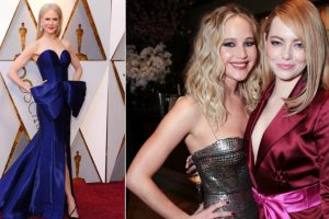 Oscars 2018: Best dressed on the red carpet