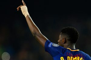Barcelona boss Ernesto Valverde singles Ousmane Dembele out for praise after Chelsea win