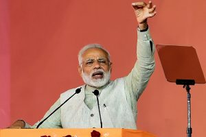PM Narendra Modi to kickstart BJP's mega campaign in poll-bound Karnataka today
