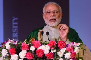 What PM Narendra Modi said at 105th Indian Science Congress in Manipur