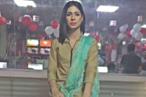 Pakistan TV gets first transgender newscaster