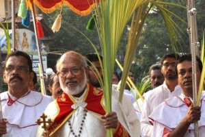 Palm Sunday observed in Kerala