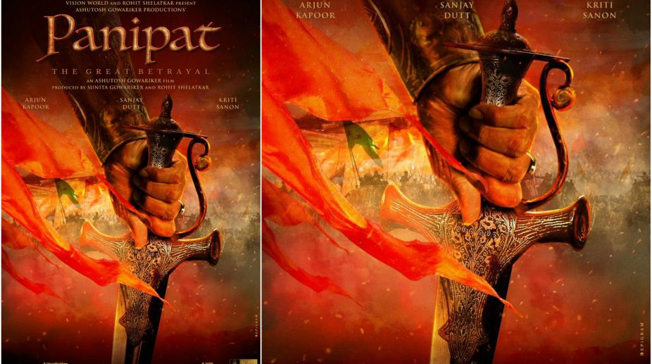 Sanjay Dutt, Arjun Kapoor collaborate with Ashutosh Gowariker for 'Panipat'