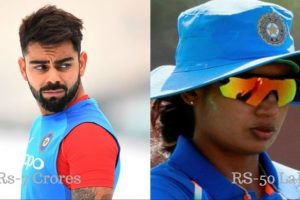 Bad gift to women team on #WomensDay: Twitterati slams BCCI for pay gap between Male and Female  cricketer