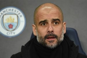 Pep Guardiola provides updates on Manchester City's team news ahead of Stoke City trip