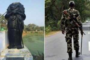 CRPF jawan arrested for vandalising Periyar's statute in Tamil Nadu