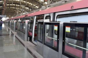 Delhi Metro's Pink Line to be inaugurated today