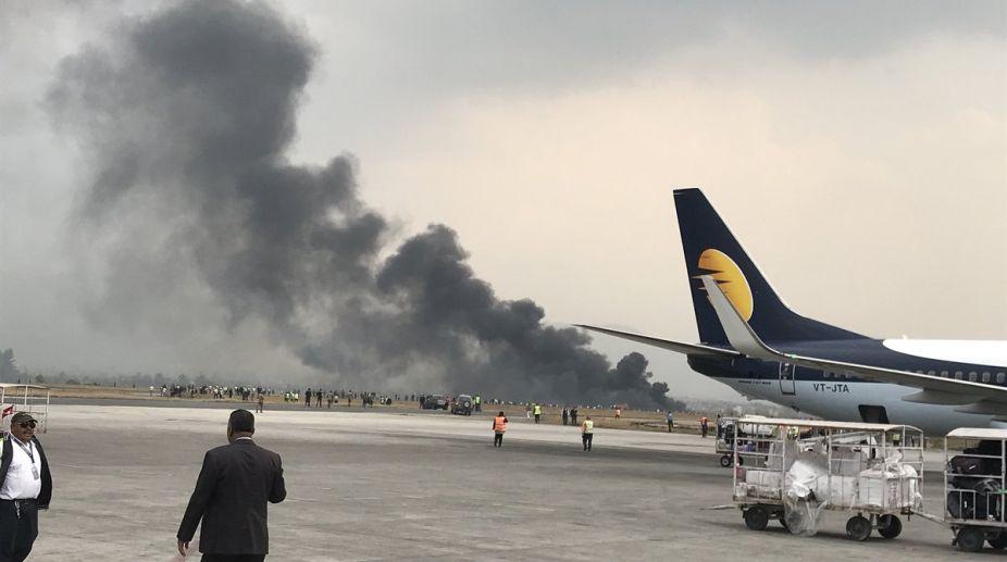 Kathmandu, Kathmandu plane crash, Kathmandu airport