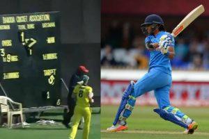 Watch: Pooja Vastrakar's six shatters scoreboard