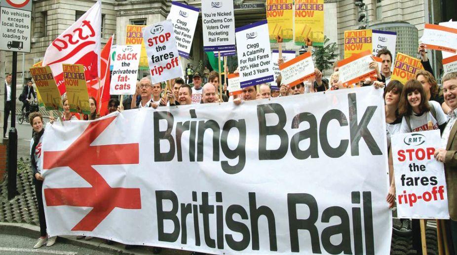 Privatisation in UK