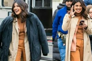 In pictures | Priyanka Chopra's 'beautiful' last days on Quantico sets in New York