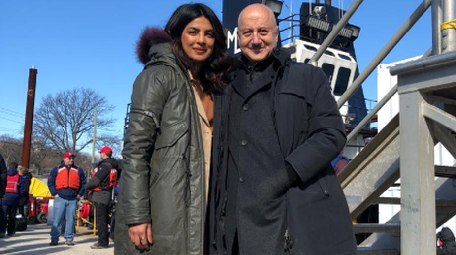 Priyanka Chopra to cast in Kalpana Chawla's biopic?