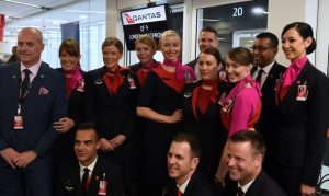 Qantas Flight QF9