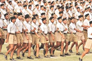 Former RSS zila pracharak arrested for anti-organisation activities