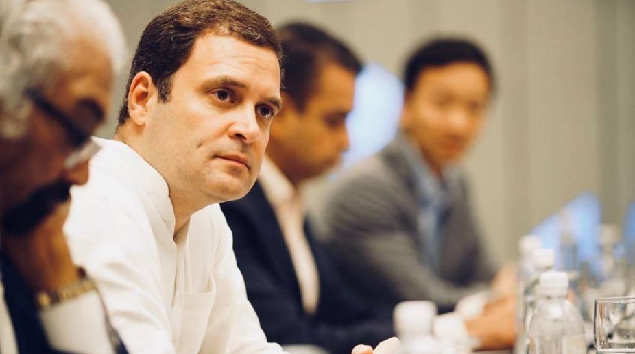 From 'Office of RG' to 'Rahul Gandhi', Congress chief's