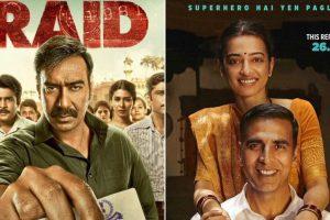 'Raid' surpasses 'PadMan' to become third highest grosser of 2018