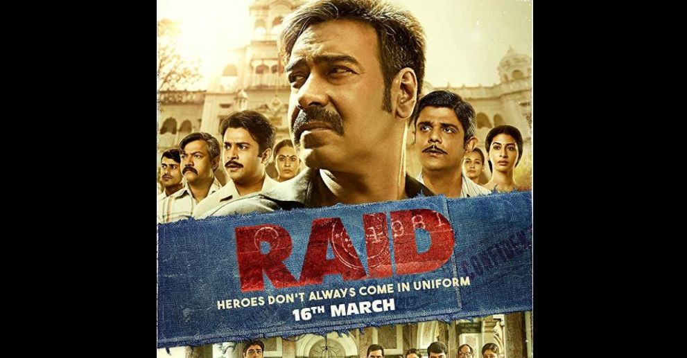 Watch Raid first day, first show, and get your review featured