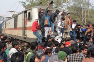 Rail Roko hits train services