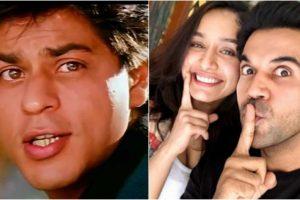 Watch: Shah Rukh Khan's Dil Se Re remixed by Rajkummar Rao, Shraddha Kapoor